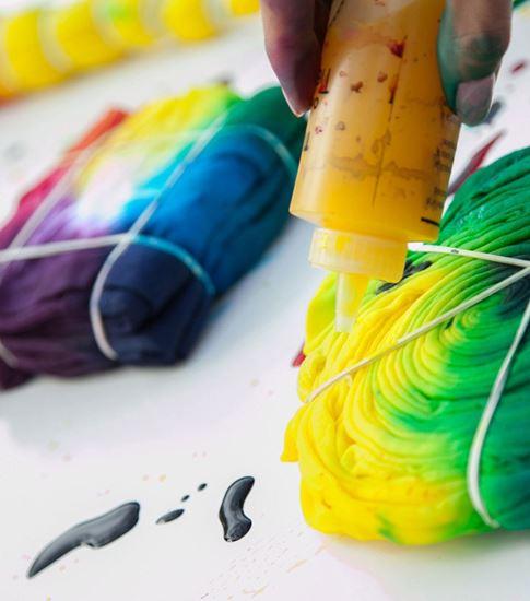 Tie Dye Application