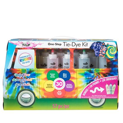Picture of Tulip® Rainbow One-Step Tie-Dye Road Trip Kit