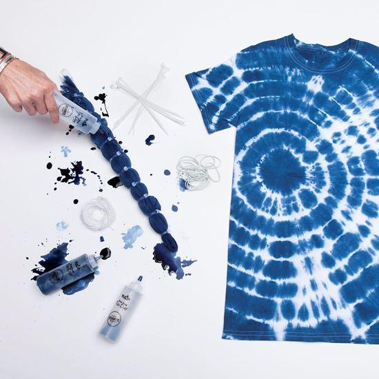 Shibori Tie Dye Shirt