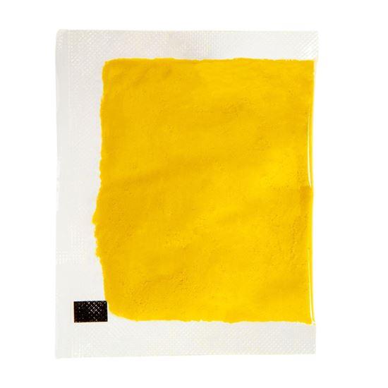 One-Step Tie-Dye Refill Yellow inside