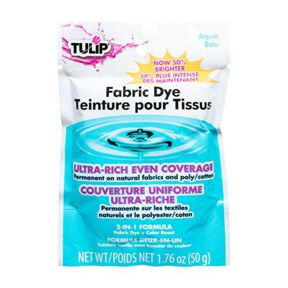 Picture of Tulip® Fabric Dye 2-N-1 Formula Aqua