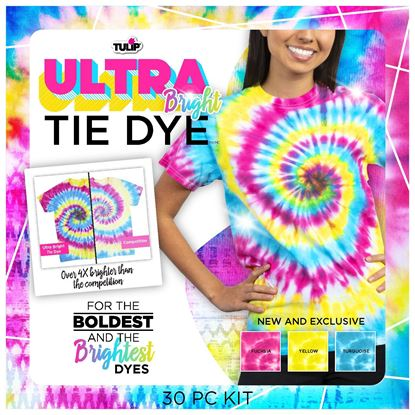 Ultra Bright Tie Dye 30-Pc. Kit