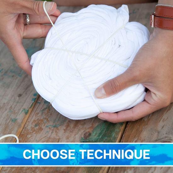 Tie-Dye Party Kit choose your technique