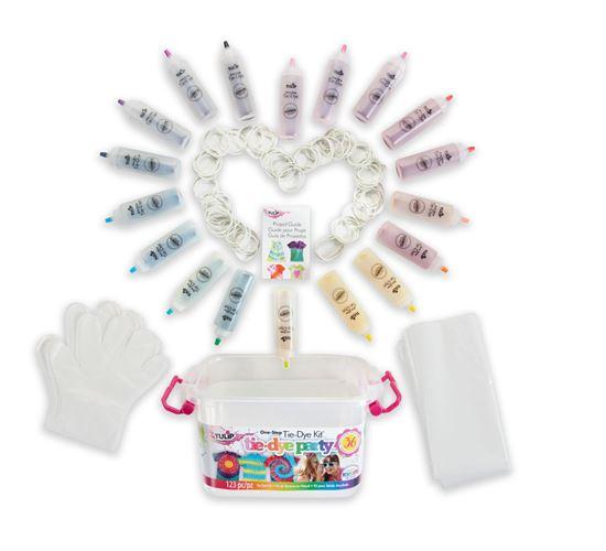 Tie-Dye Party Kit