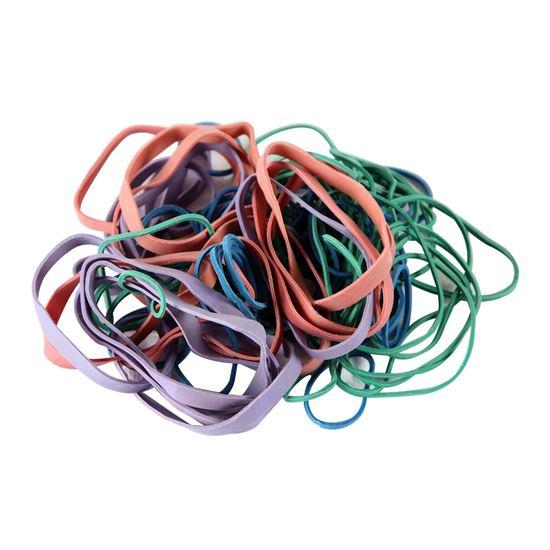 27703 Rubber Bands 100 pc. contents